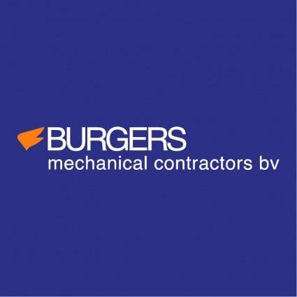 Burgers mechanical contractors