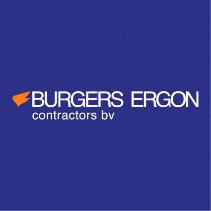 Burgers ergon contractors