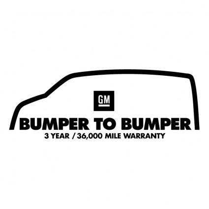 Bumper to bumper 1