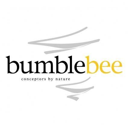 free vector Bumble bee