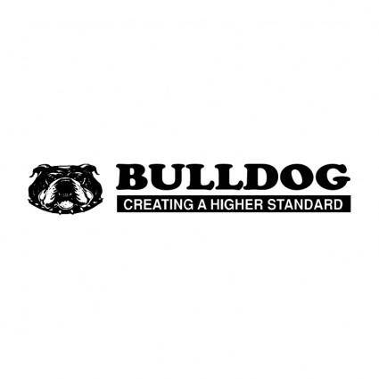 free vector Bulldog