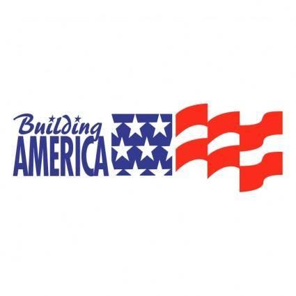 free vector Building america