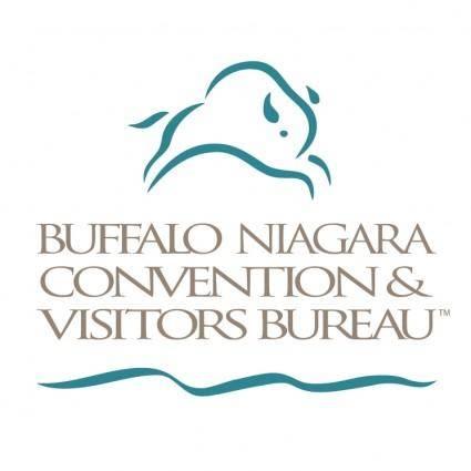 free vector Buffalo niagara conventions visitors bureau