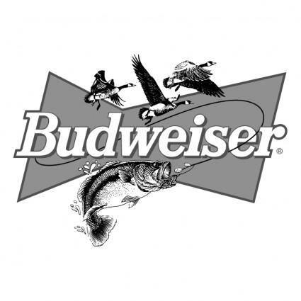 free vector Budweiser 7