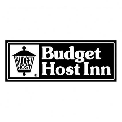 free vector Budget host inn