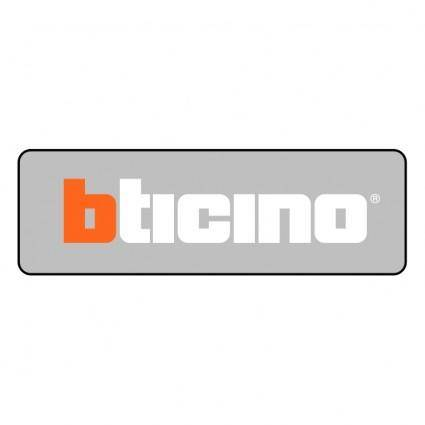 Bticino electric