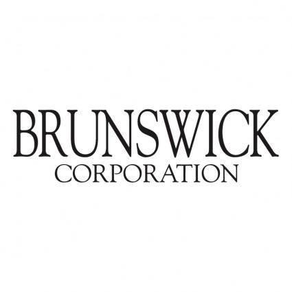 free vector Brunswick corporation