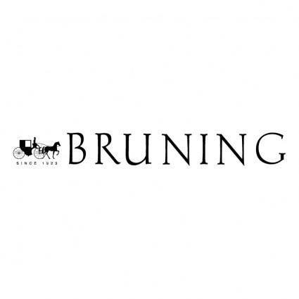 free vector Bruninng