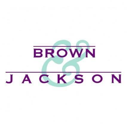 Brown jackson