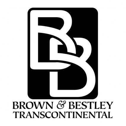 free vector Brown bestley transcontinental