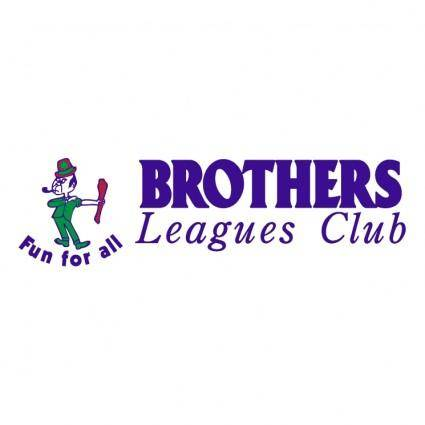 free vector Brothers leagues club