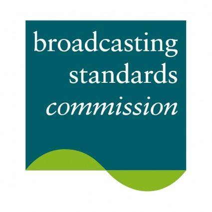 free vector Broadcasting standards commission