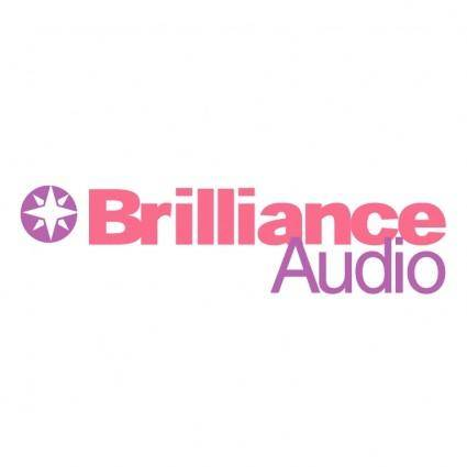 free vector Brilliance audio