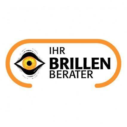 free vector Brillen berater