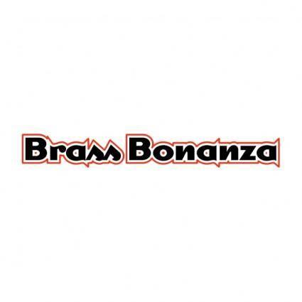 Brass bonanza