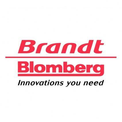 Brandt blomberg