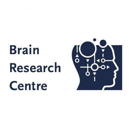 free vector Brain research centre