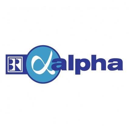 free vector Br alpha