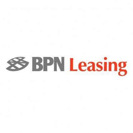 Bpn leasing