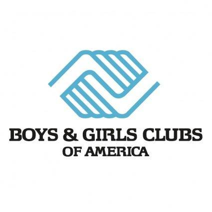 free vector Boys girls clubs of america