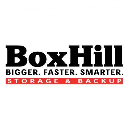 free vector Box hill systems