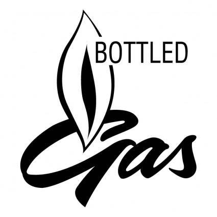 free vector Bottled gas