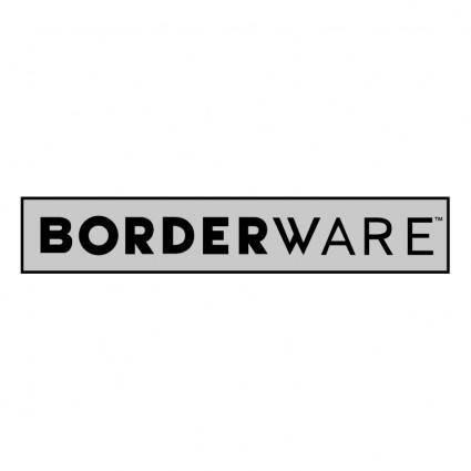 free vector Borderware