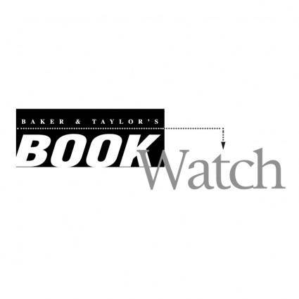 free vector Book watch