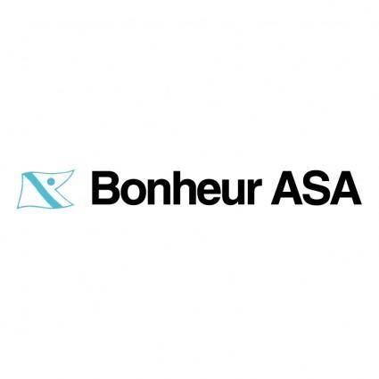 free vector Bonheur
