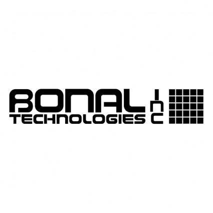free vector Bonal technologies