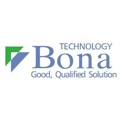 free vector Bona technology