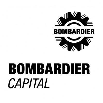 free vector Bombardier capital