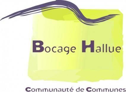 free vector Bocage hallue