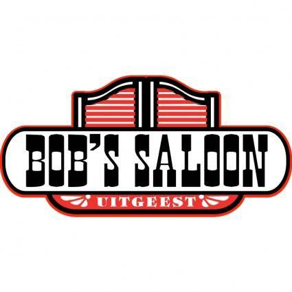 free vector Bobs saloon