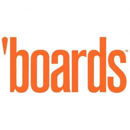 free vector Boards magazine