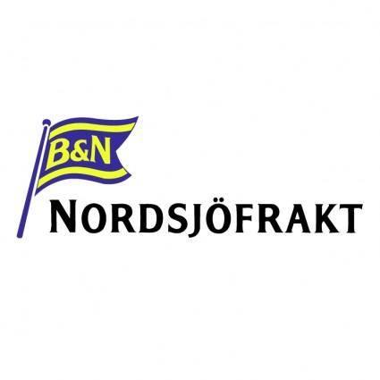 Bn nordsjofrakt