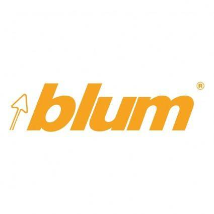 free vector Blum