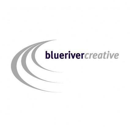 free vector Blueriver creative
