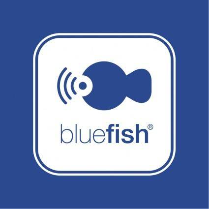 free vector Bluefish 0