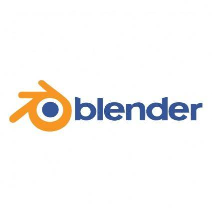 free vector Blender