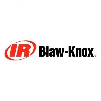 free vector Blaw knox