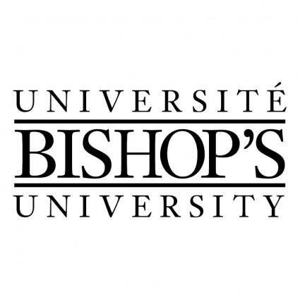 free vector Bishops university 0