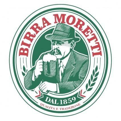free vector Birra moretti 1