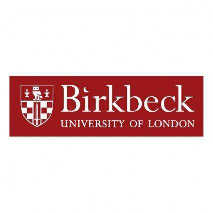 free vector Birkbeck