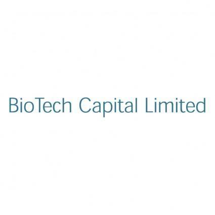 Biotech capital