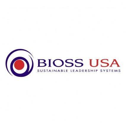 free vector Bioss usa