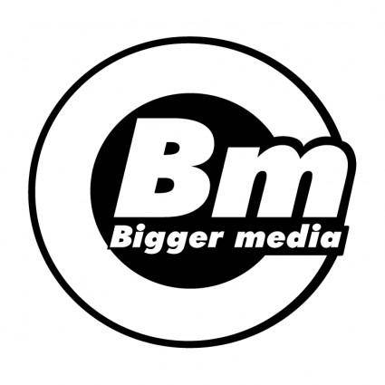 free vector Bigger media 0