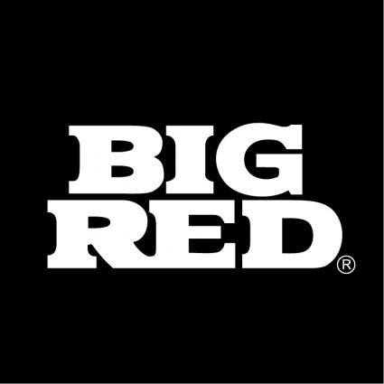 free vector Big red 0