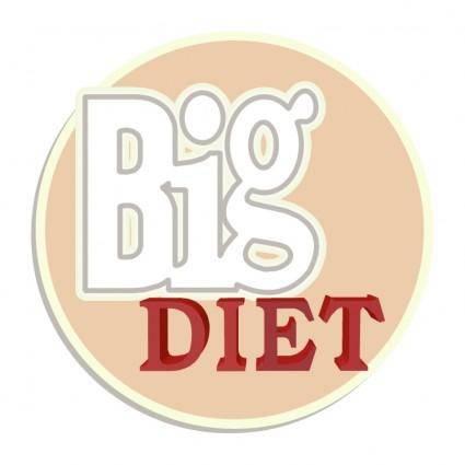 Big diet