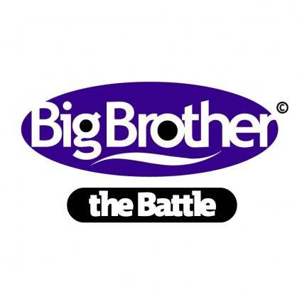 free vector Big brother the battle